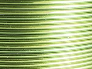 5 Mètres fil aluminium menthe 2mm Oasis ®