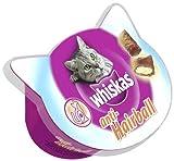 Whiskas Anti Hairball Cat Treats 50 g (Pack of 8)