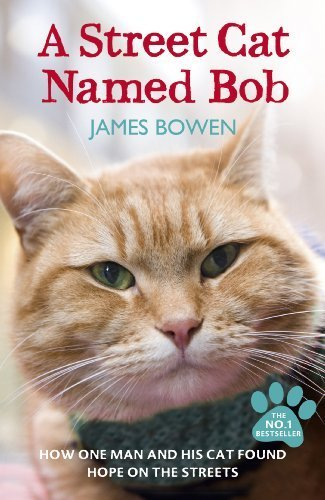 A Street Cat Named Bob: How One Man and His Cat Found Hope on the Streets by Bowen, James Published by Hodder Paperbacks (2012)