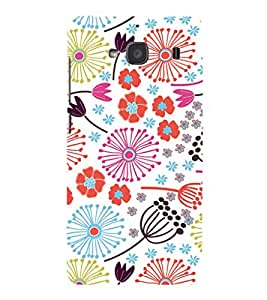 EPICCASE lotus Mobile Back Case Cover For Mi Redmi 2 Prime (Designer Case)