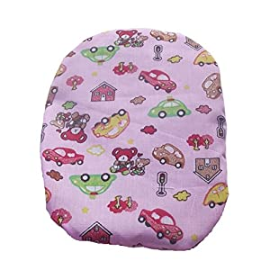 Simple Stoma Cover Ostomy Bag Cover Druckstoff Cars Pink