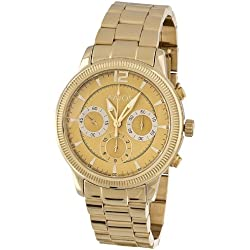 Aatos DismasGGG Men's Automatic Gold Plated Stainless Steel Chronograph Wrist Watch