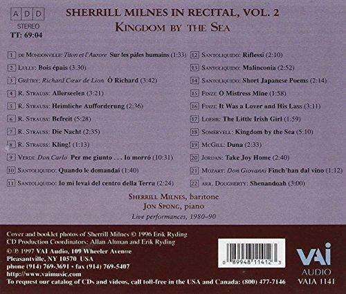 Sherrill Milnes in Recital Vol. 2