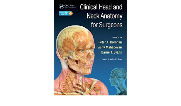 Buy Clinical Head and Neck Anatomy for Surgeons Book Online at Low ...