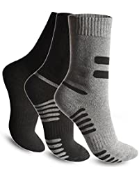 3 / 6 / 9 / 12 / 24 Paar Best Basics Herren Socken Thermosocken Warme Dicke Winter Sport Ski Arbeitssocken