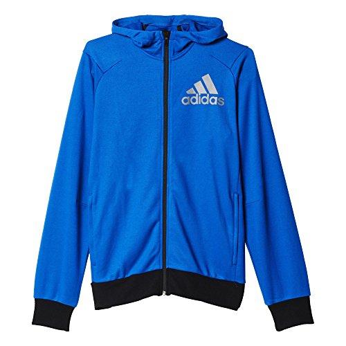 adidas Herren Sweatshirt PRIME HOODIE, Mehrfarbig (Blue/EQTAZU), M -