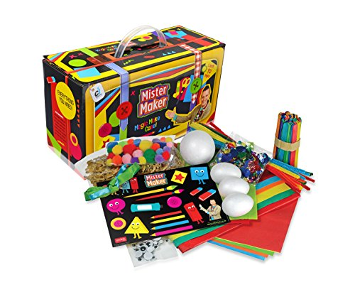 MISTER MAKER DOODLE DRAWERS (Mister Maker Magic Make Case)