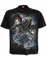 Spiral Men - Cthulhu - T-Shirt Black