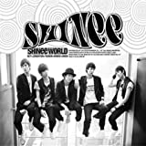 SHINEE - THE FIRST 1st Album [ THE SHINEE WORLD ] B Ver CD+Booklet K-POP Seal SM