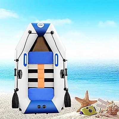 Pleasure-joy Boat Rubber PVC Inflatable Fishing Kayak Wear Resistant Air Deck Slats Bottom from Pleasure-joy