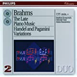 Brahms: The Late Piano Music (2 CDs)