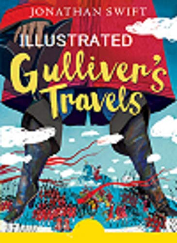 Gulliver's Travels Illustrated English Edition