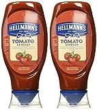 Produkt-Bild: Hellmann's Ketchup, 2er Pack (2 x 430ml)