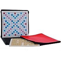 La Boutique du Scrabbleur - Jeu Scrabble Magnétique Format Voyage, SM-HS-RO