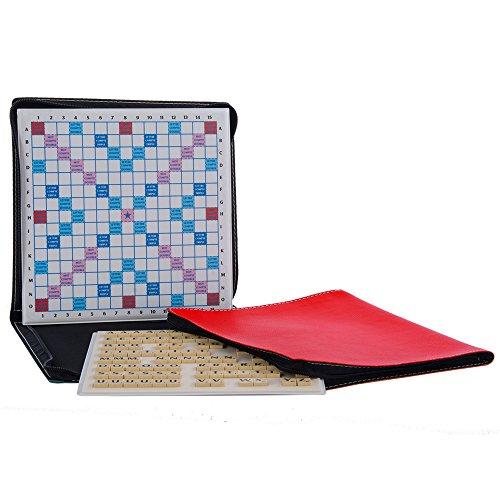 La Boutique du Scrabbleur SM-HS-RO Jeu Scrabble Magnétique Format Voyage