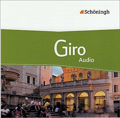Preisvergleich Produktbild Giro - Arbeitsbuch Italienisch für die gymnasiale Oberstufe: Audio-CD