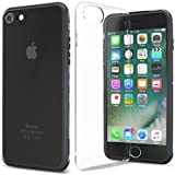 iPhone 7 Case, iPhone 7 Case, rooCASE Ultra Slim and Lightweight TPU Skin Fitted Case Cover Made for iPhone 7, Clear
