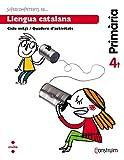 Supercompetents en... Llengua catalana. 4 Primària. Construïm. Quadern - 9788466138024