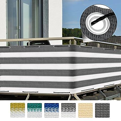 Brise Vue Cloture - Sol Royal Brise-vue pour balcon Terrasse à