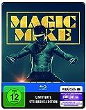 DVD Cover 'Magic Mike XXL Steelbook (exklusiv bei Amazon.de) [Blu-ray] [Limited Edition]