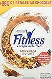 Fitness Chocolat de Nestlé Céréales du Petit Déjeuner Paquet de 540 g
