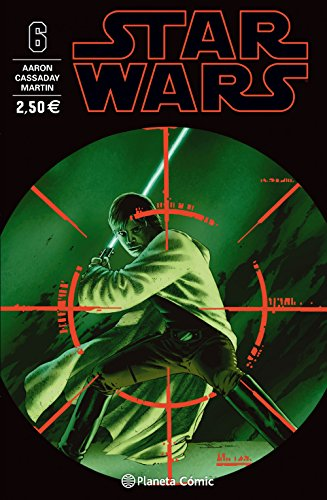 Star Wars nº 06 (Star Wars: Cómics Grapa Marvel) por Jason Aaron