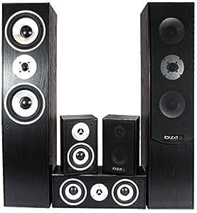 ltc e1004 pack lautsprecher 5 1 180 w audio hifi. Black Bedroom Furniture Sets. Home Design Ideas