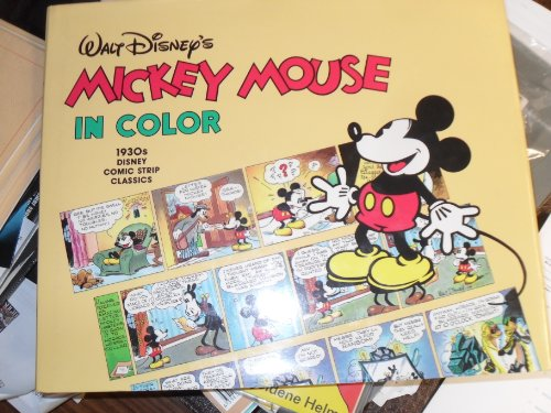 Walt Disney mick Mous In Color (Mickey Mouse In Color)