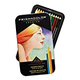 Prisma Premier Colored Pencils Tin-Set of 12 Colors