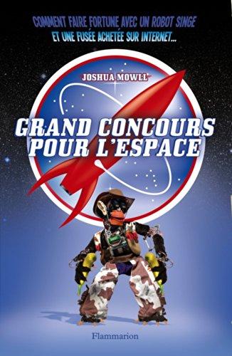Grand concours pour l'espace