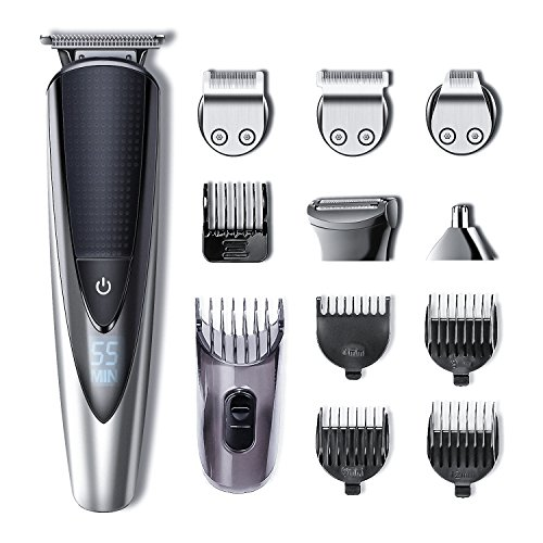 Hatteker Mens Beard Trimmer Kit ...