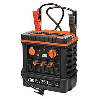 Black&Decker JS700TKCB 350 A Compressor Starter plus