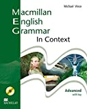 Macmillan English Grammar in Context: Advanced / Student's Book with CD-ROM and Key