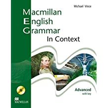 Macmillan English Grammar in Context. Advanced, Student's Book with key and CD-ROM: Student's Book