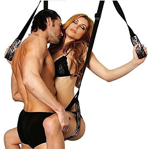 Lemonda Adult Sex-Schaukel Bondage Liebesschaukel für Paare Restraint Indoor Fetisch Bondage (1)