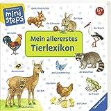 Mein allererstes Tierlexikon: Ab 12 Monaten