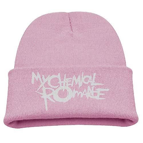 GONIESA Boys & Girls Beanie Hat MCR My Chemical Romance Skull Cap in 4 Colors Butterfly Beanie Baby