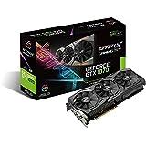 Asus GeForce GTX 1070-O8G ROG Strix Gaming Grafikkarte (8GB GDDR5 Speicher, PCIe 3.0, HDMI, DVI, DisplayPort)