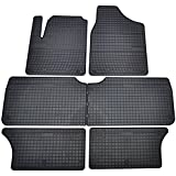 AME Auto-Gummimatten Fußmatten, Geruch-vermindert und passgenau mit Anti-Rutsch-Oberfläche 3117et
