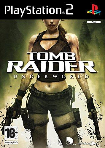 Preisvergleich Produktbild Tomb Raider Underworld - PEGI