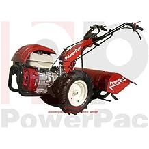 POWERPAC brik3–einachser fresado Buzón 50cm motoazada gartenfräse Motor Fresadora Honda 6,5PS