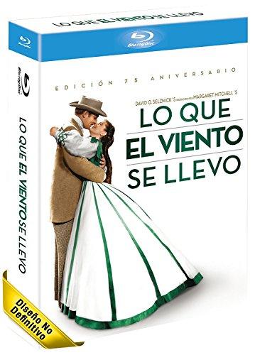 Lo Que El Viento Se Llevó - Edición 75º Aniversario [Blu-ray]
