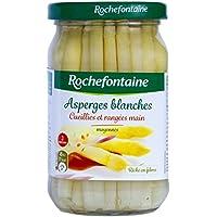 Rochefontaine Asperges blanches moyennes Le pot de 205g - Prix Unitaire - Livraison Gratuit Sous 3 Jours