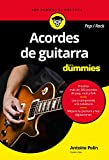 Acordes de guitarra pop/rock para Dummies - Best Reviews Guide