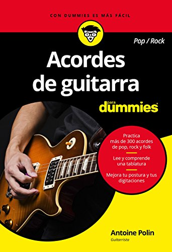Descargar Libro Acordes de guitarra pop/rock para Dummies de Antoine Polin