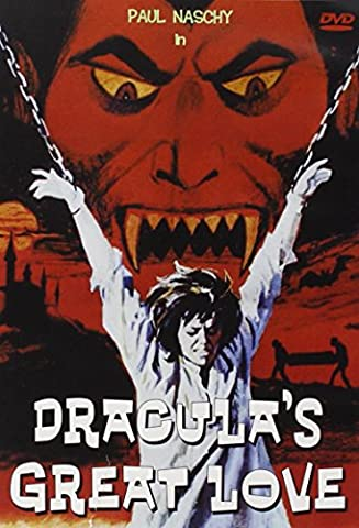 Dracula's Great Love [Import anglais]