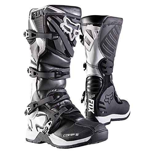 Fox Racing 16449-001-Y5 Botas de Motocross, Negro, Y5
