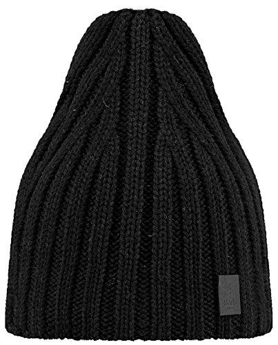 Barts -  Berretto in maglia  - Uomo, Uomo, Black, Taglia unica