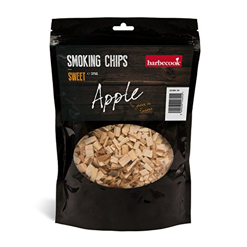 Barbecook Chips Smoke Apple Bois de Fumage Marron 18 x 7 x 26 cm