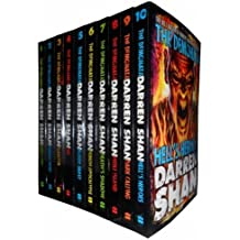 Darren Shan Demonata 10 Books Collection Set Pack RRP: 105.9 (Darren Shan Co...